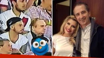 La divertida chicana del papá de Laurita Fernández a Fede Bal tras el superclásico: ¿Ni su hija me descansó, ¿lo...