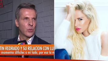 El apoyo de Martín Redrado a Luciana Salazar por ser madre por vientre subrogado