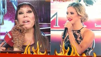 Moria Casán, durísima con Flor Vigna en La Previa del Show