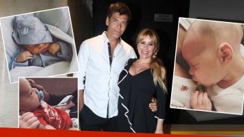 Flor Peña habló de la maternidad a los 43 años, tras el nacimiento de Felipe: Es como un abuelazgo, yo ya estoy...