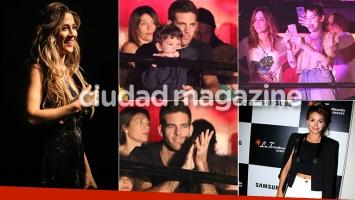 ¡Con Delpo en la tribuna! La intimidad del show de Jimena Barón en La Trastienda: declaración de amor al tenista y...