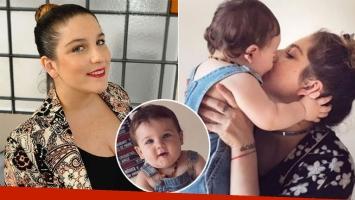 Tras elegir ser madre soltera, Juana Repetto no descarta formar una familia: A mi segundo hijo me gustaría tenerlo...