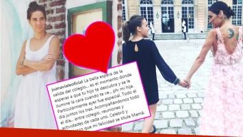 La emoción de Juana Viale al hablar de sus hijos: Celebro y agradezco que mi felicidad se titule mamá