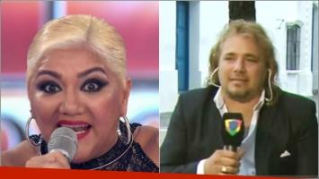 Gladys La Bomba Tucumana, furiosa con su exnovio: Mejor anda a bañarte y sacate el aceite