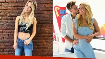 Flor Vigna confirmó su reconciliación con Nicolás Occhiato: Pudimos hablar y decidimos volver a estar de novios