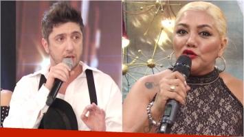 La polémica frase de Gladys La Bomba Tucumana en ShowMatch que enojó a Jey Mammon