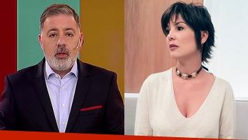 Fabián Doman y Ursula Vargues