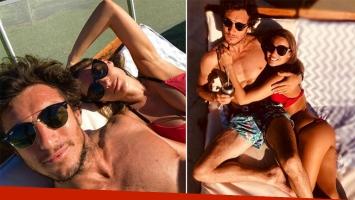 Pico Mónaco y Pampita en un fin de semana a puro mimo y sol. (Foto: Instagram)