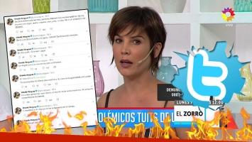Polémicos tweets de Ursula Vargues sobre la comunidad judía: repudio en las redes sociales y su descargo en TV
