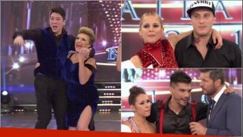 Consuelo Peppino eliminó al Polaco y a Tyago Griffo de Bailando 2017