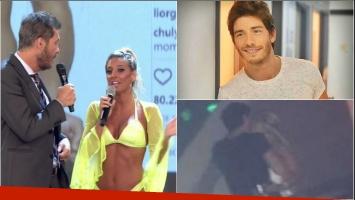 Sol Pérez habló sobre sus fotos besándose con Vico DAlessandro: No estamos saliendo