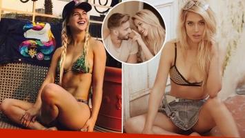 Flor Vigna se resiste a considerarse una bomba sexy. (Foto: Instagram)