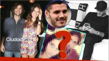 Icardi escrachó a Zaira Nara y Jakob von Plessen en Instagram: Lo que pasa cuando tu cuñada te roba el teléfono