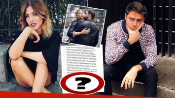 El llamativo mensaje de Stephanie Denmer a Grego Rosello tras anunciar su separación: En las buenas y en las malas,...
