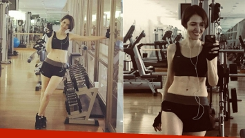 La rutina fitness de Cristina Pérez