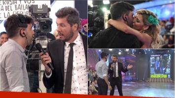 Federico Hoppe habló en ShowMatch de su tapa con Macarena Rinaldi: Nos estamos conociendo desde hace un mes, no hay...