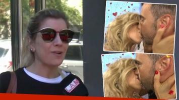 Laurita Fernández analizó el apasionado beso de Fede Hoppe y Maca Rinaldi