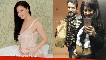 Adabel Guerrero reveló cómo vive el sexo en el embarazo: Tanto a Martín como a mí nos resulta incómodo sabiendo...