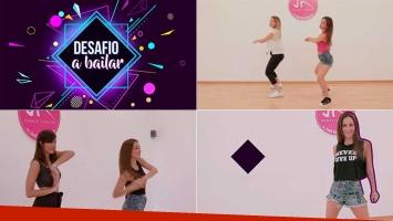 Volvió el #DesafíoABailar de Judi Kovalovsky con famosos: mirá a Marian Farjat y Nicki Luis