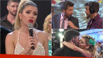 La contundente respuesta de Laurita Fernández en ShowMatch a Mariana Brey: Me importa nada lo que opine