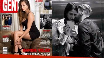 Barbie Vélez confesó su romance con Lucas Rodríguez: Nunca me enamoré así. Primero consulté con un psicólogo