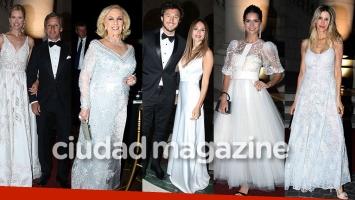 Las mejores fotos de la gala solidaria de Valeria Mazza: súper invitados, parejitas y looks increíbles