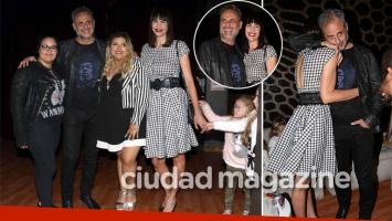 Las fotos de los famosos en el lanzamiento empresarial de Morena Rial