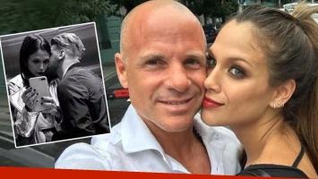 Alejandro Pucheta opinó del romance de su hija con Lucas Rodríguez