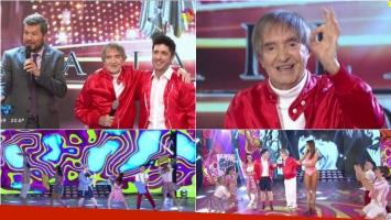 El emotivo homenaje de Jey Mammón a Carlitos Balá en Bailando 2017