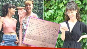 Violeta Urtizberea, emocionada por la carta de una madre que aceptó a su hija gracias a su personaje en Las Estrellas:...