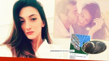 Josefina Silveyra habló de su amor con Cabré y de la repercusión de su comentario en una foto de la China con su hija