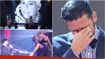 El emotivo homenaje de Hernán Piquín a María Marta Serra Lima en ShowMatch