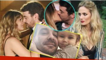 Pedro Alfonso reveló cuál fue la reacción de Olivia cuando lo vio a los besos con una actriz: Puso una cara como...