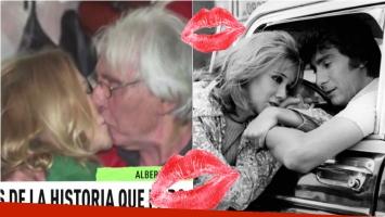 El beso de Soledad Silveyra y Claudio García Satur a 45 años del final de Rolando Rivas Taxista