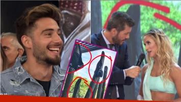 El reclamo en ShowMatch de Flor Vigna a Nicolás Occhiato