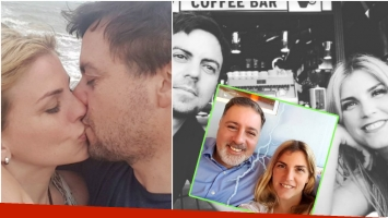 Macarena Rawson Paz, nuevamente enamorada, a 2 meses de separarse de Fabián Doman: Por muchos besos más