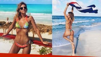 Stephanie Demner, diosa soltera en Cuba. (Foto: Instagram)
