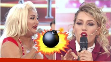 Nueva pelea de Gladys La Bomba Tucumana con Mica Viciconte en ShowMatch