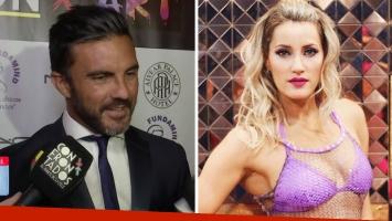 Fabián Cubero y su relación con Micaela Viciconte: Por ahora es de amistad