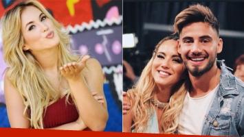 La declaración de amor súper tierna de Flor Vigna a Nico Occhiato: Vos siempre estás ahí para aconsejarme y...