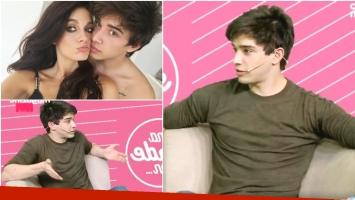 La palabra de Julián Serrano sobre el final de su relación con Oriana Sabatini: Teníamos diferentes personalidades;...