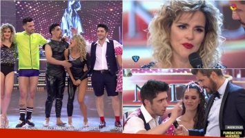 Mica Viciconte eliminó a Jey Mammon y La Chipi en Bailando 2017