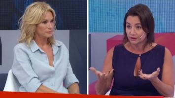 Yanina Latorre, irónica contra Nancy Pazos