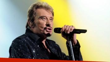 Francia se despedirá de Johnny Hallyday con homenaje en los Campos Elíseos