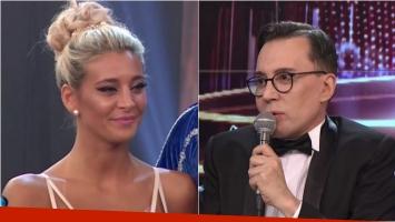 Marcelo Polino le puso un tremendo cero al baile clásico de Sol Pérez en ShowMatch