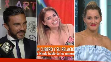 Marina Calabro y una bomba sobre el acercamiento Cubero-Viciconte