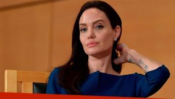 Angelina Jolie quiere