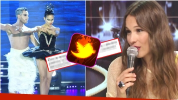 El descargo de Lourdes Sánchez con Pampita tras su devolución en el clásico en ShowMatch