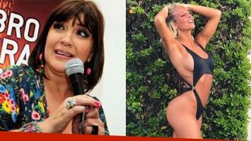Elizabeth Vernaci, lapidaria con Sol Pérez: Sin cola no sos nadie