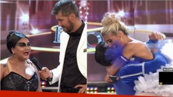 Gladys La Bomba Tucumana fue eliminada de Bailando 2017 por Sol Pérez